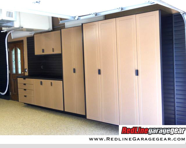 You know you can make garage cabinets out of more than one color  right. 78  images about Wood Garage Doors   Cabinets on Pinterest