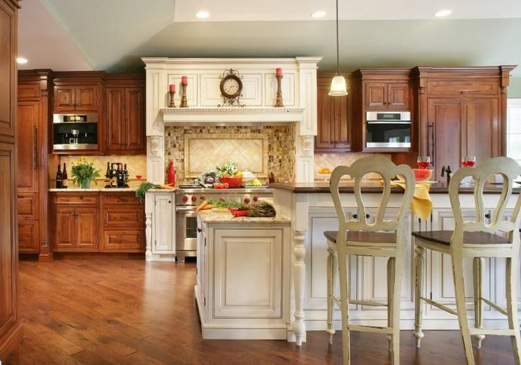 Traditional Style Kitchen  Interior (+Exterior) Design & Decor  Pin