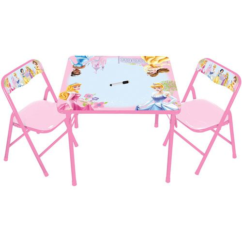 Erasable Table And Chair Set