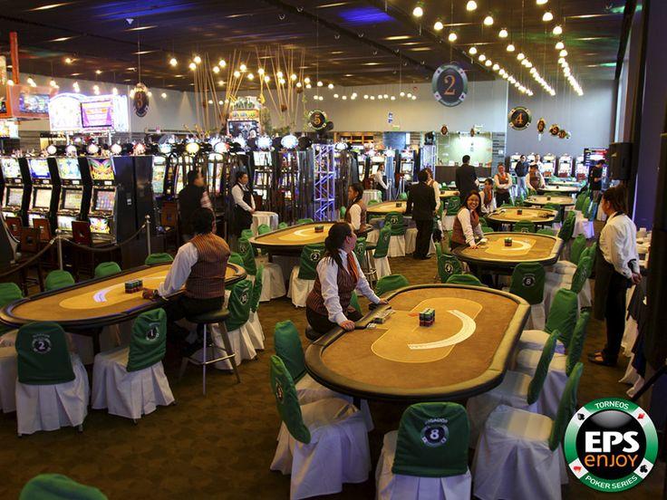 Nuestros croupiers y mesas listas para la 4º fecha del Campeonato Nacional EPS en Enjoy Pucón.