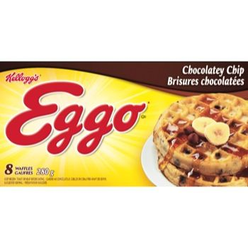 Chocolate Chip Eggo Waffles