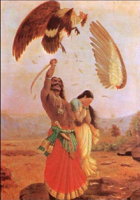 Jatayu Vadha