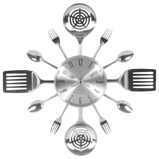 Keeping time is essential, especially in the kitchen and with such a stylish clock! Discover your style in www.kazakidis.gr