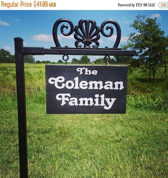 On Sale 20 Off Personalized Yard Signs Mothers Housewares