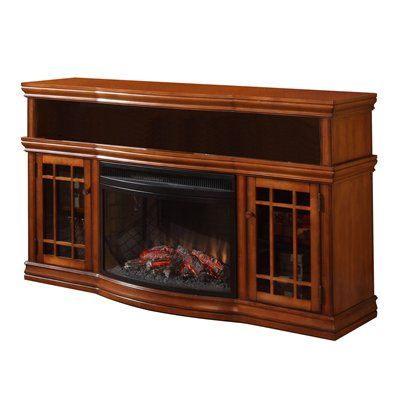 Electric Fireplaces Mantels And Electric On Pinterest