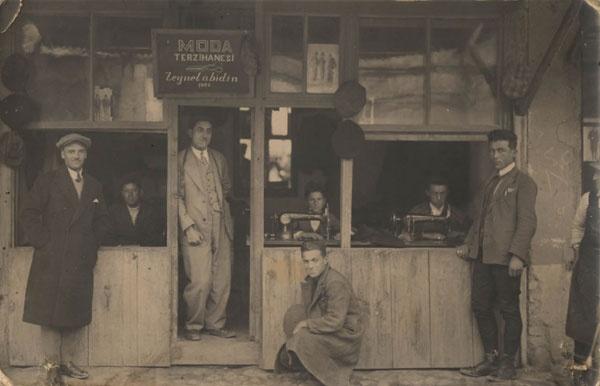 Moda Terzihanesi, Zeynel Abidin, 1928.