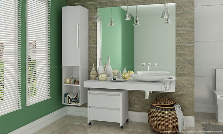 banheiros pequenos diferentes  Pesquisa Google  Ideias para a casa  Pinter -> Banheiro Pequeno Diferente