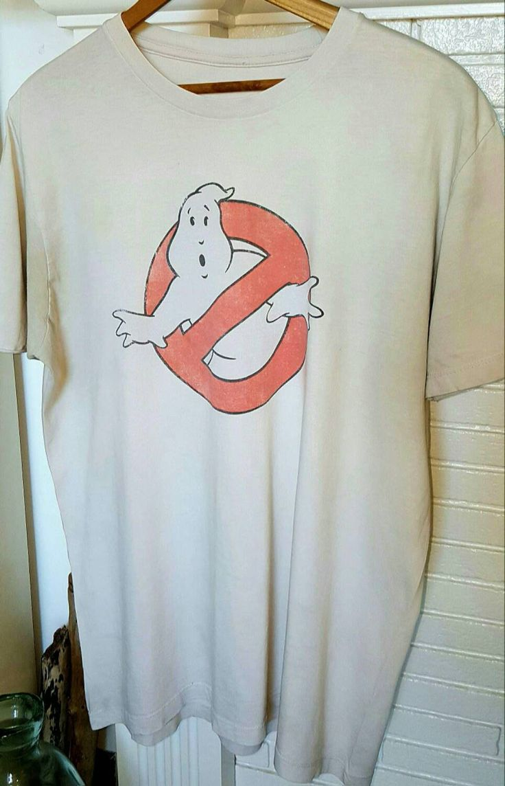 Vintage Ghostbusters Shirt by ResouledGypsy on Etsy