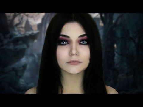 ☀МАКИЯЖ ЭМИ ЛИ☀ EVANESCENCE MAKEUP☀ - YouTube