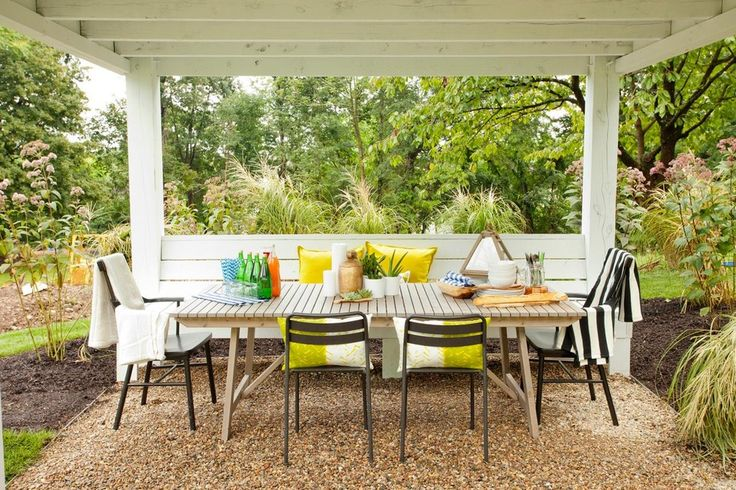 style stealer: outdoor space design ideas