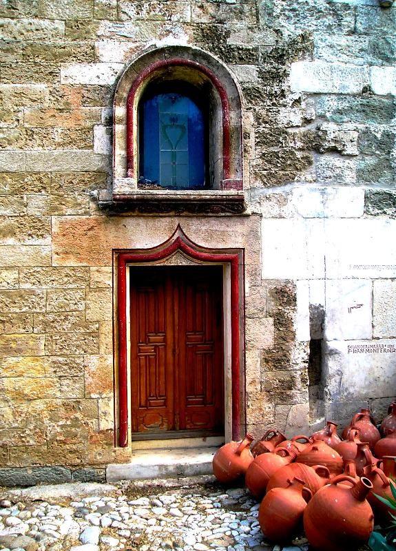 Bodrum Kalesi-Bodrum Castle - Bodrum, Mugla