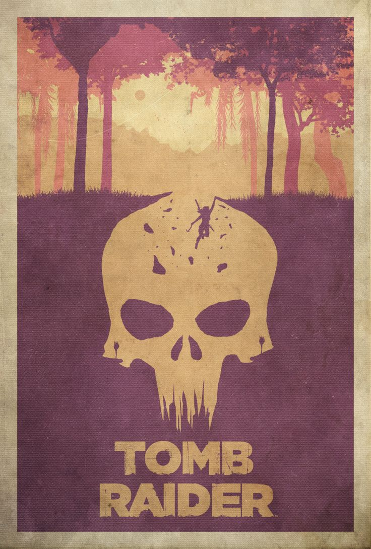 Sacrifices - Tomb Raider 2013 Poster by disgorgeapocalypse.deviantart.com on @deviantART
