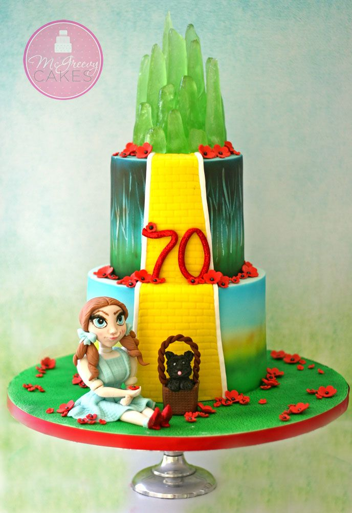 Cake Decorations For Wizard Of Oz : 50 best Merry Christmas! images on Pinterest Merry ...
