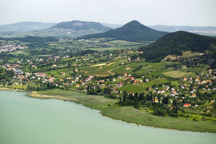 Balaton Lakes Region of Hungary. Beautiful scenery and fantastic wines:))