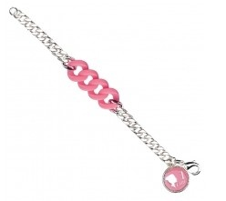 SHOCKING COLLECTION BRACCIALE ROSA
