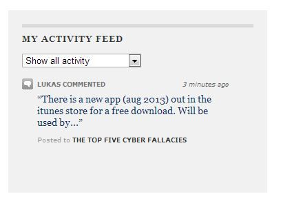 The Top Five Cyber Fallacies by Forbes'Jeffrey Carr with comment by lor