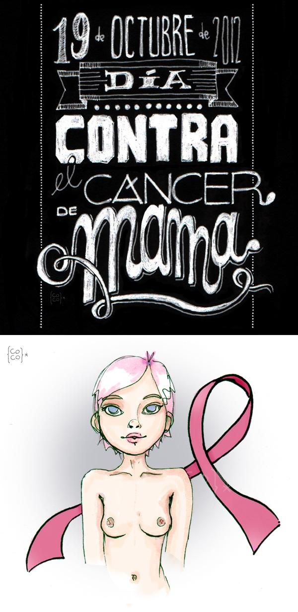 Día contra el Cáncer de Mama by Coco*
