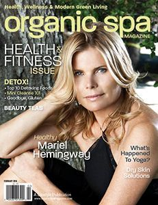 Subscribe - ECO-Friendly Living - Organicspamagazine.com: Organizations Spa, Magazines Connie, Margaux Hemingway, Mariel Hemingway, Spas, Natural, Marielhemingway Healthy, Spa Magazines, Jen Spa