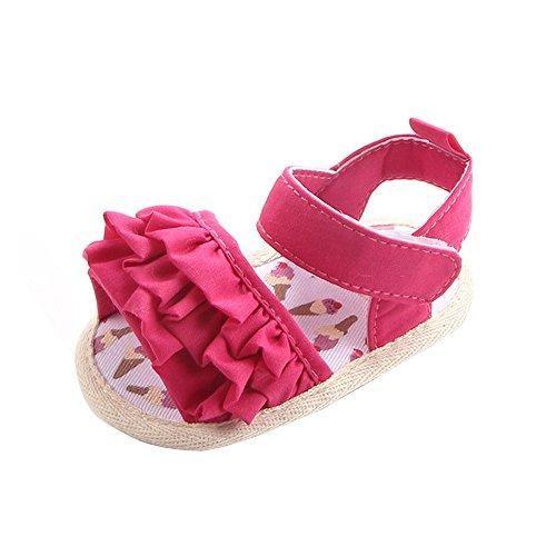 Oferta: 1.88€. Comprar Ofertas de zapatos bebe primeros pasos, Switchali Recién nacido bebe niña verano Floral Suela blanda princesa Zapatillas ninos vestir ca barato. ¡Mira las ofertas!
