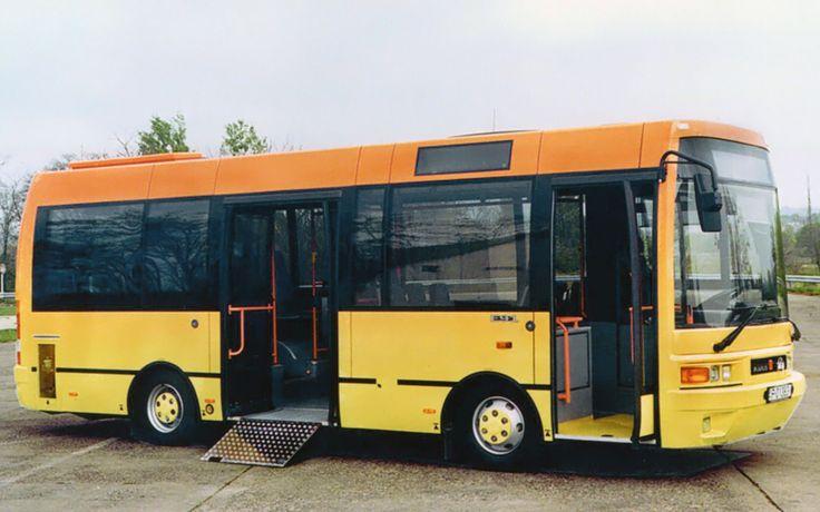 Ikarus E91 '1999–2001