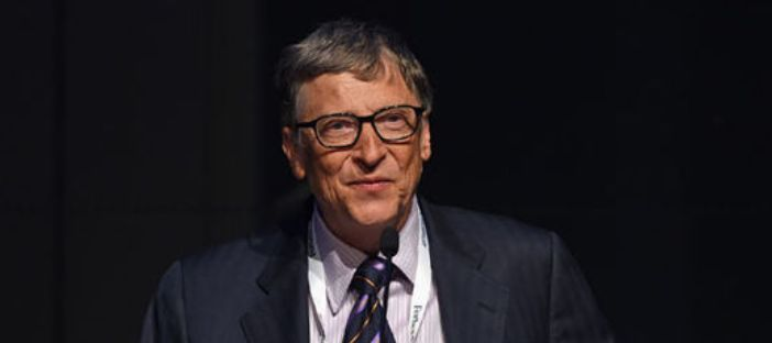 What's that -- did the leftist Bill Gates of Microsoft fame just warn about the dangers of mass migration? Why yes, yes he did.