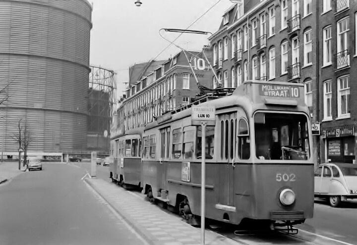 Westergasfabriek Amsterdam (1961)