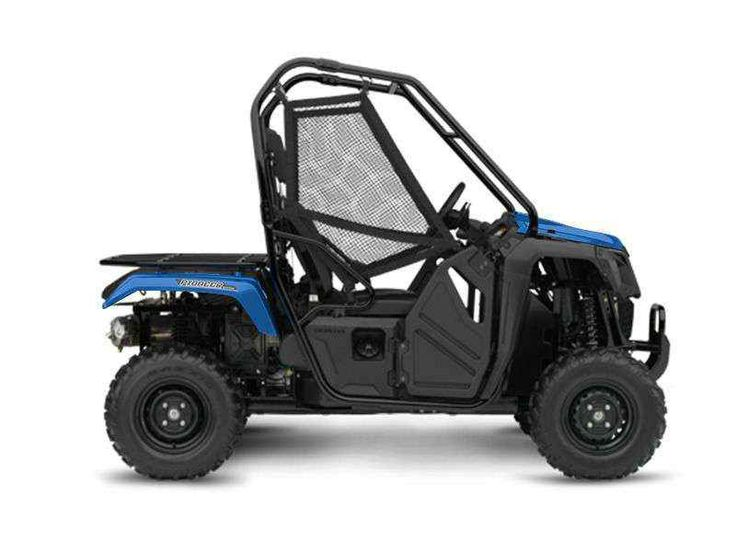 "New 2016 Honda Pioneerâ""¢ 500 ATVs For Sale in Arizona. Call Western Honda Powersports at 480.524.1435, text, or come see us for more information- Visit/ call us with $$ deposit and or be ready to buy this awesome machine!   Our Powersports Dealership offers the lowest pricing possible, combined with a low pressure, easy to deal with, friendly staff.   Everything is on sale at Western Honda in our Sales, Parts and Honda Service Departments. We shop the competition so you don't have to.  …"
