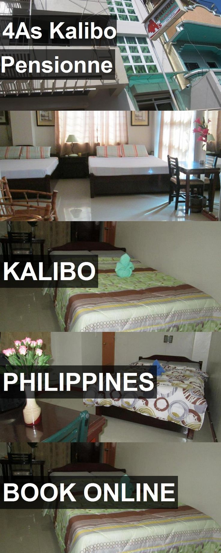Hotel 4As Kalibo Pensionne in Kalibo, Philippines. For more information, photos, reviews and best prices please follow the link. #Philippines #Kalibo #travel #vacation #hotel