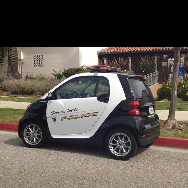 Awesome Smart 2017 - Beverly Hills, California Police Car!  Wonder what happens in a high speed chase... Check more at http://24car.ml/my-desires/smart-2017-beverly-hills-california-police-car-wonder-what-happens-in-a-high-speed-chase/