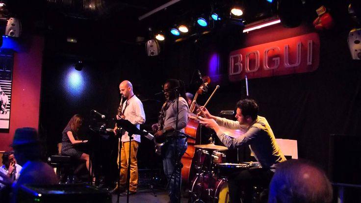 """MARTA SÁNCHEZ QUINTET PRESENTA """"PARTENIKA"""" / Bogui Jazz, 9 de septiembre..."""