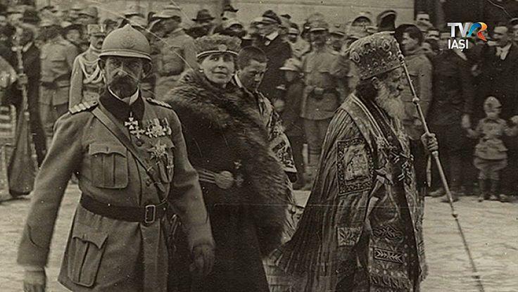 Iași, capitală de război