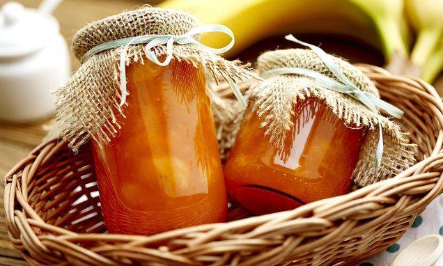 Marmolada bananowo - grejpfrutowa Ciekawa kombinacja smaków banana i grejpfruta #recipe Dr. Oetker Polska