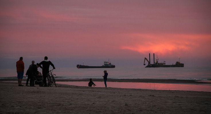 Западное побережье Балтийского моря: рыба, волны и закаты