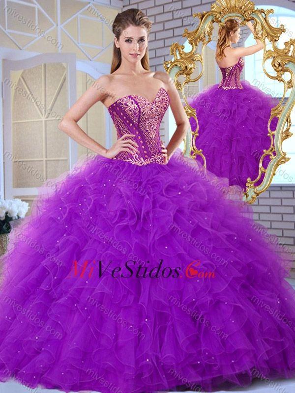 33 best Vestido de quinceañera images on Pinterest   15 anos dresses ...