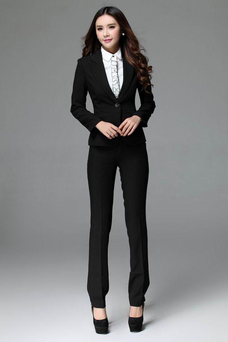 Aliexpress.com : Buy New 2014 Formal Women Suit Sets Women ...
