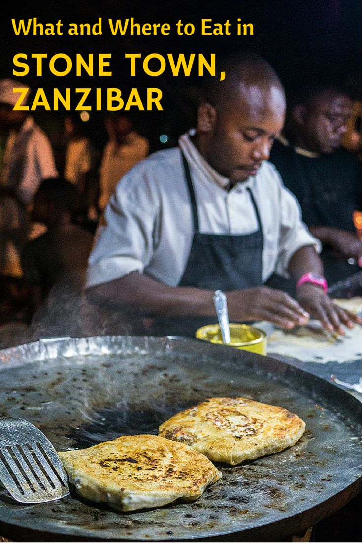 From spiced curries to Thai food: my tips on what and where to eat in Stone Town, Zanzibar.