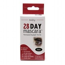 Godefroy28 Day Mascara Permanent Eyelash Tint Kit at Walgreens. Get free shipping at $35 and view promotions and reviews for Godefroy28 Day Mascara Permanent Eyelash Tint Kit
