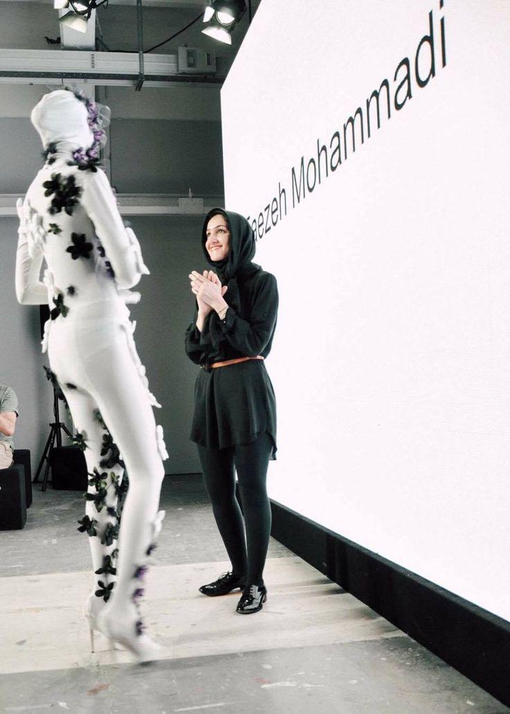 فائزه محمدی @faeze3917 Fear by Faeze Mohammadi #fashiondesigner #milan