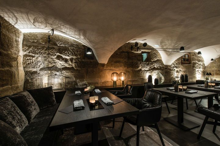 Nuremberg Restaurant - Sosein is an interactive Nuremberg restaurant that challenges the typical dining concept. The immersive experience begins with patrons ringing a do...