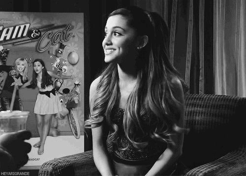 Who was Ariana's first celebrity crush? - The Ariana ...
