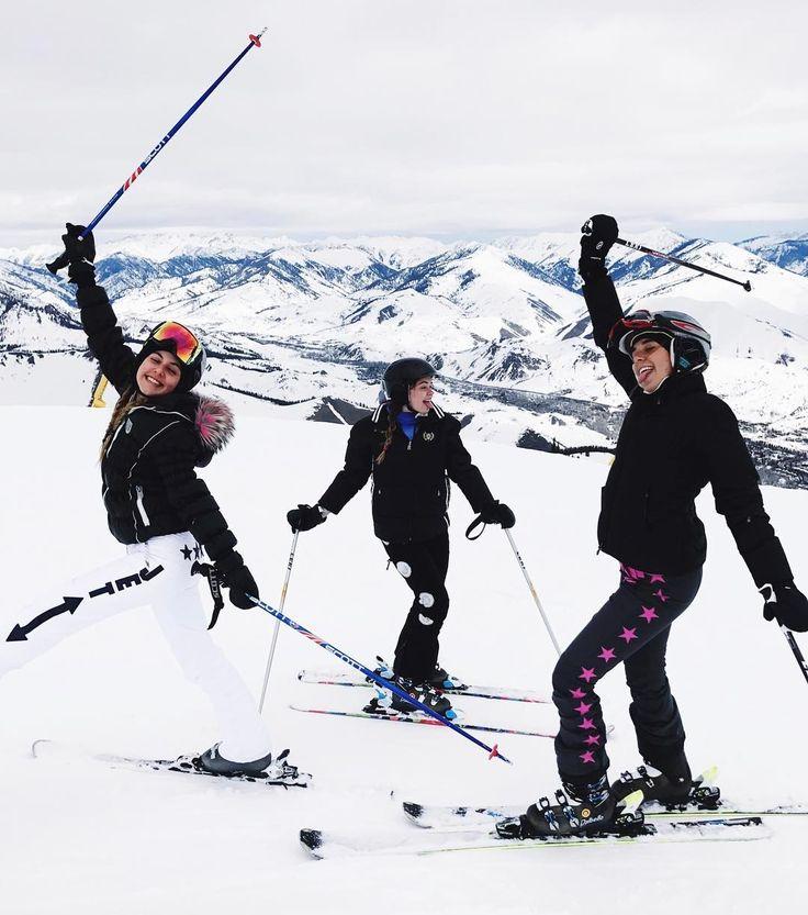 Ik ga graag met vrienden en ouders op ski vakantie