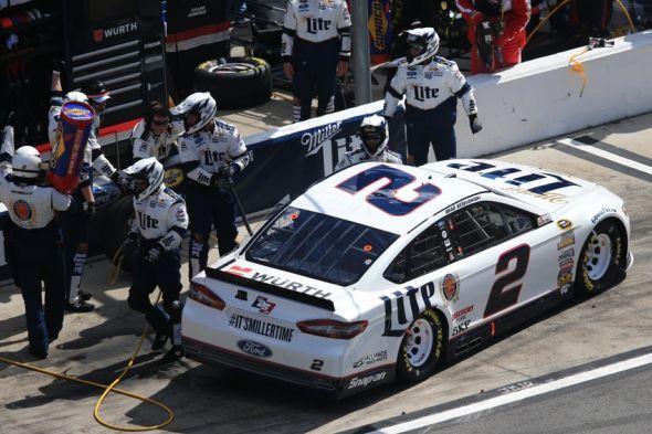 NASCAR: Brad Keselowski's Team Caught Cheating, Sort Of