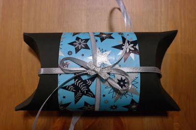 Proste i łatwe w wykonaniu opakowanie prezentu