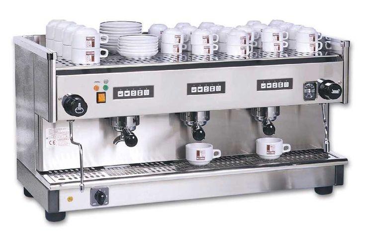 Cafetera Autom 225 Tica De 3 Grupos Activado Por Bomba Y