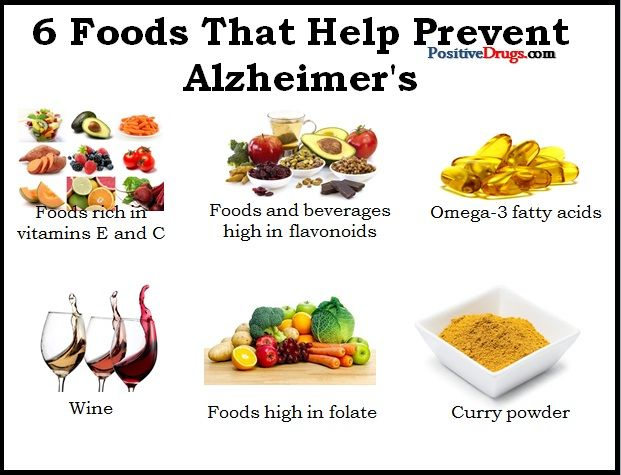 6 Foods That Help Prevent Alzheimer S Healing The Soul