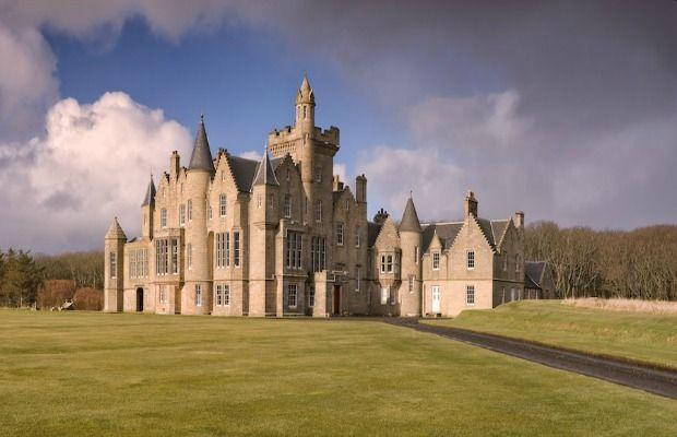 Balfour Castle, Orkney Islands, Scotland | #travel