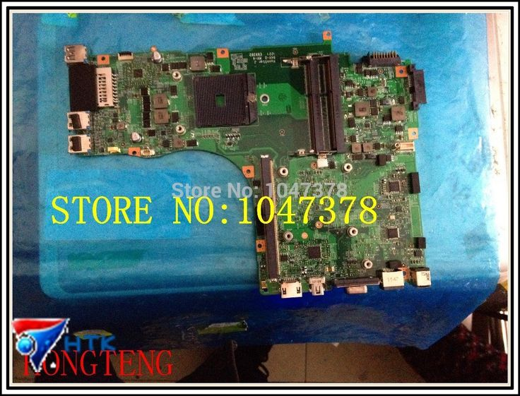 Wholesale laptop motherboard for msi ms-16fk1 mainboard  ms-16fK11  100% Work Perfect