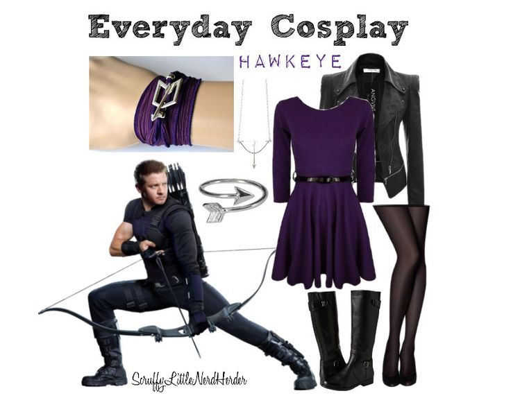 Everyday Cosplay | Clint Barton - Hawkeye {Captain America: Civil War}