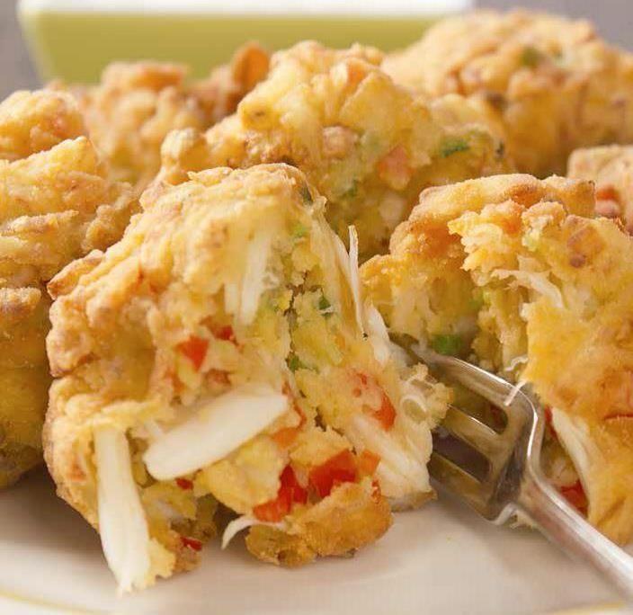 Cajun Crab Cakes Emeril