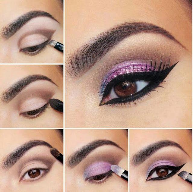 Amazing night eye makeup tutorials
